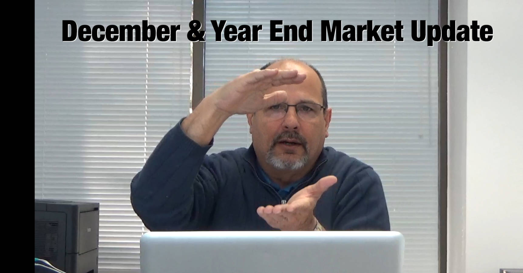 December & Year End Market Update Text