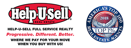 Help-U-Sell Full Service Realty Logo